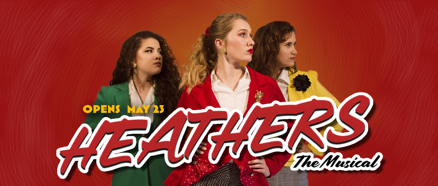 """Heathers: The Musical"""" Opens at Florida Rep Education May 23"""